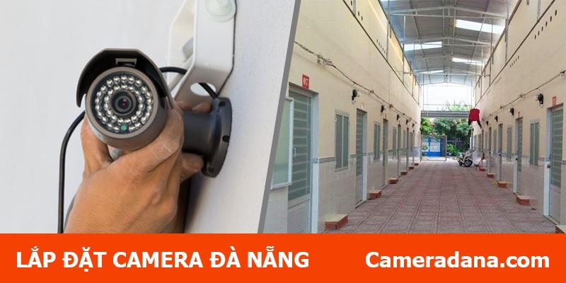 Lắp đặt camera quan sát cho nhà trọ Đà Nẵng