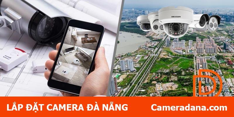 Công ty lắp đặt camera uy tín Đà Nẵng