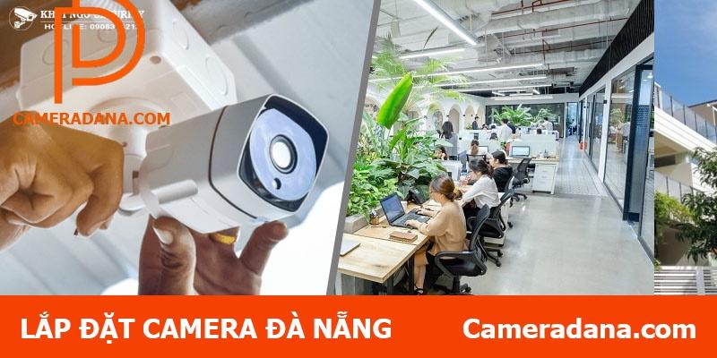 Lắp đặt camera IP tại Đà Nẵng
