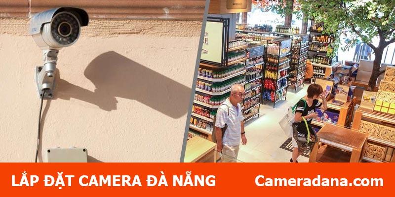 Lắp camera quan sát siêu thị