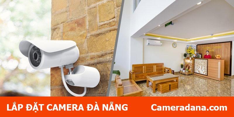 Lắp đặt camera an ninh cho khách sạn Đà Nẵng
