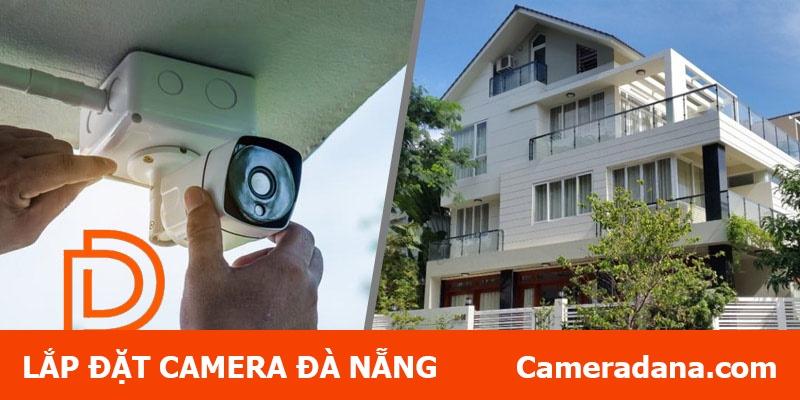 Lắp đặt camera IP PoE tại Đà Nẵng